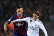Luka Modric and Ivan Rakitic Photos Photo