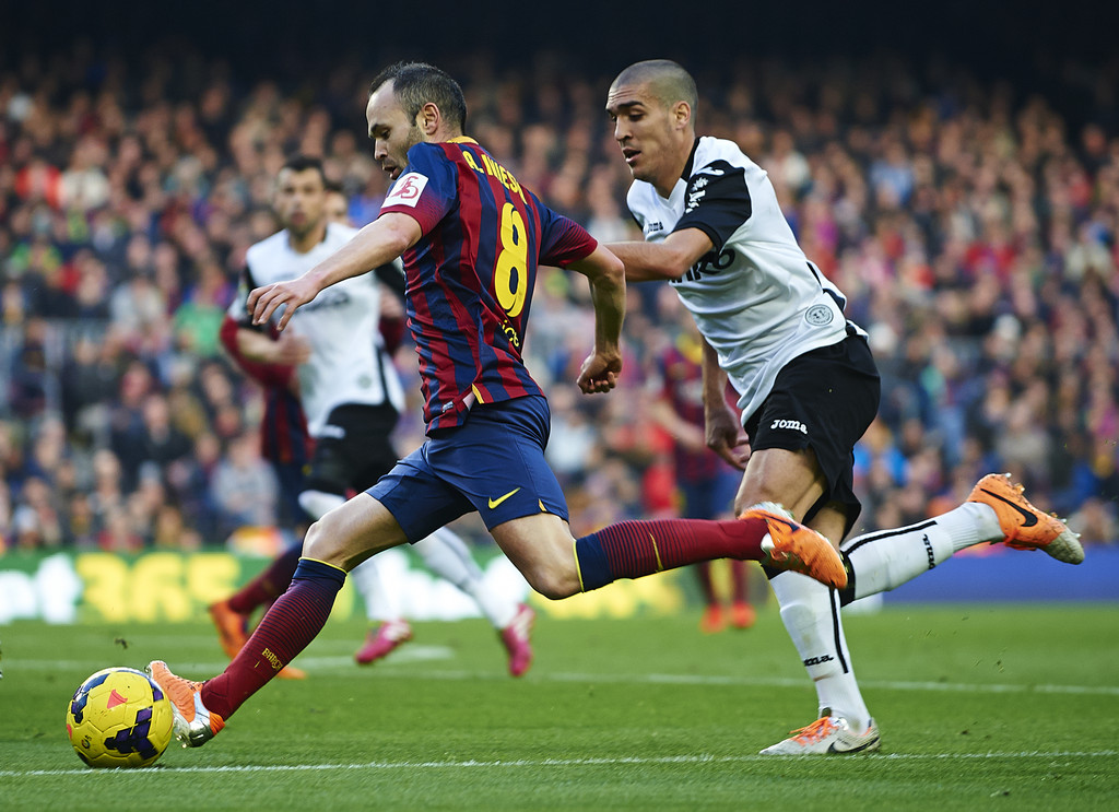 barcelona vs valencia - photo #27
