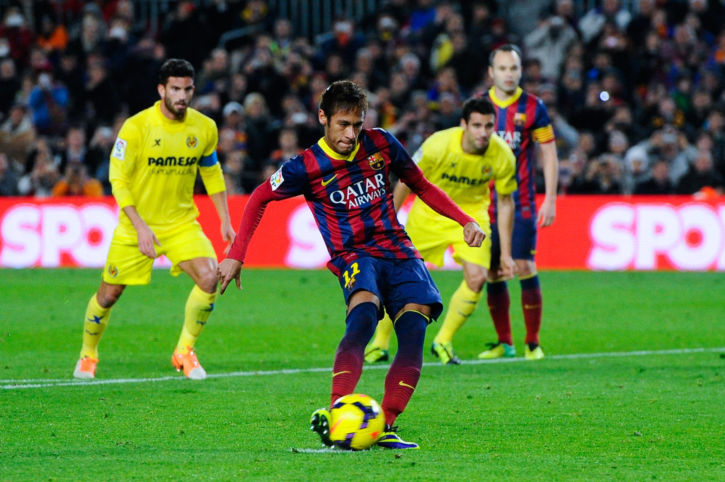 barcelona vs villarreal - photo #40