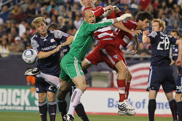 Preston Burpo FC Dallas v New England Revolution