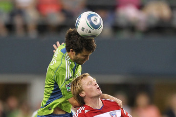 Dax McCarty FC Dallas v Seattle Sounders FC