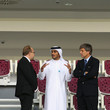Wolfgang Eichler FIFA 2022 World Cup Bid Inspection In Qatar