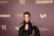 JoAnna Garcia Swisher attends FIJI Water at Entertainment Weekly Pre-Emmy Party on September 15, 2018 in Los Angeles, California.