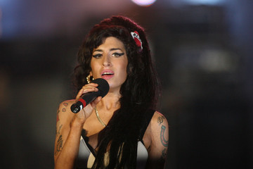 Amy Winehouse (FILE) Amy Winehouse Honoured Posthumously With First London Walk Of Fame Star: A Look Back At The Singer