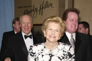 Betty Ford (FILE) Former First Lady Betty Ford Dies At 93