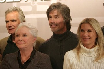 Ronn Moss Katherine Kelly Lang In Profile: The Bold And The Beautiful