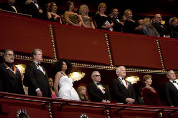 Brian Wilson (musician) (FILE) The Kennedy Centre Honors