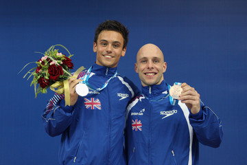 Tom Daley Peter Waterfield FINA Diving World Series 2012 (2nd Leg) - Day 2