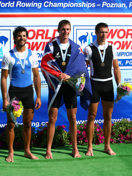 FISA Rowing World Championships - Day Eight