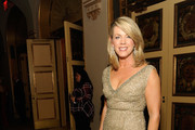 TV personality Deborah Norville attends FIT's Annual Gala to Honor Dennis Basso, John and Laura Pomerantz and QVC at the Grand Ballroom at The Plaza Hotel on May 9, 2016 in New York City.