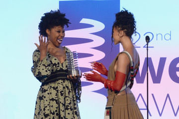 FKA Twigs The 22nd Annual Webby Awards - Inside