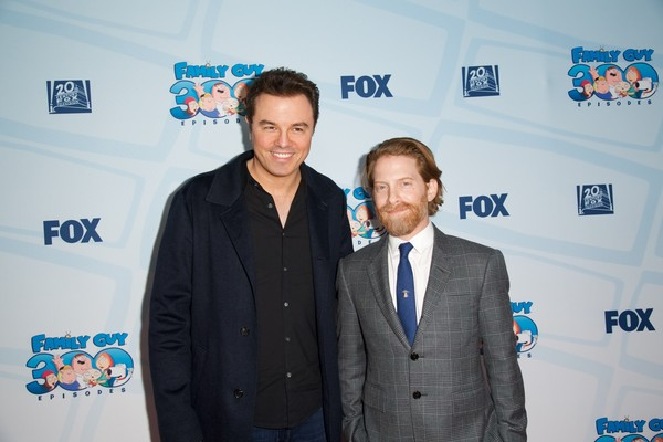 FOX Celebrates 300th Episode of 'Family Guy' - Arrivals