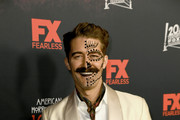 """Matthew Morrison attends FX's """"American Horror Story"""" 100th Episode Celebration at Hollywood Forever on October 26, 2019 in Hollywood, California."""