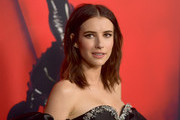 """Emma Roberts attends FX's """"American Horror Story"""" 100th Episode Celebration at Hollywood Forever on October 26, 2019 in Hollywood, California."""