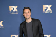 Jack Huston of 'Fargo' attends the FX Networks' Star Walk Winter Press Tour 2020 at The Langham Huntington, Pasadena on January 09, 2020 in Pasadena, California.