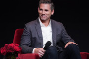 "Eric Bana speaks during the FYC panel of Bravo's ""Dirty John"" at Saban Media Center on May 02, 2019 in North Hollywood, California."