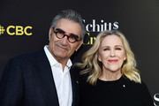 Catherine O'Hara and Eugene Levy Photos Photo