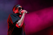 Q-Tip of A Tribe Called Quest performs onstage during day 2 of FYF Fest 2017  at Exposition Park on July 22, 2017 in Los Angeles, California.