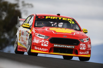 Fabian Coulthard Supercars - Bathurst 1000: Practice And Qualifying