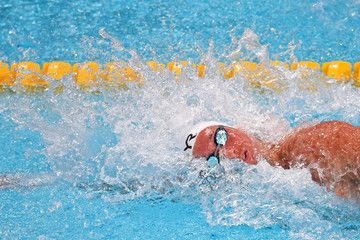 Fabien Gilot Swimming - 16th FINA World Championships: Day Twelve