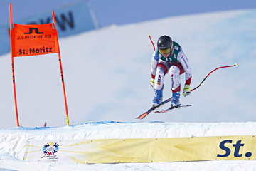 Fabienne Suter FIS World Ski Championships - Men's and Women's Downhill Training