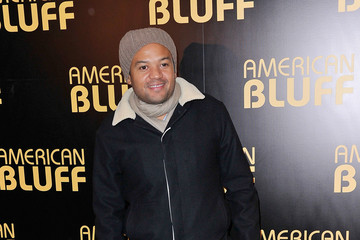 Fabrice Eboue 'American Bluff' Premieres in Paris