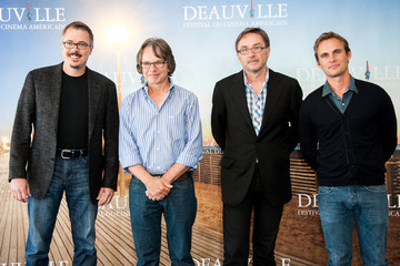Fabrice Gobert 'Round table : From Page To Screen, The Genre In Question' Photocall - The 39th Deauville Film Festival