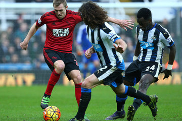 Fabricio Coloccini Newcastle United v West Bromwich Albion - Premier League