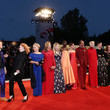 Fabrizia Sacchi 'Suspiria' Red Carpet Arrivals - 75th Venice Film Festival