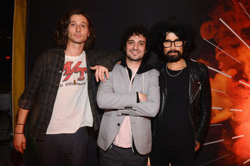 Fabrizio Moretti AD Oasis Hosts Carrera Cocktail Party