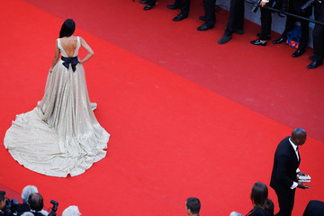 Fagun Thakrar Closing Ceremony Red Carpet Arrivals - The 70th Annual Cannes Film Festival