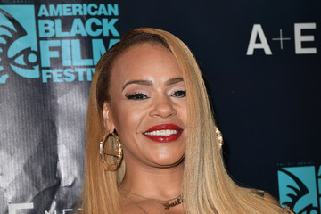 Faith Evans 2017 American Black Film Festival
