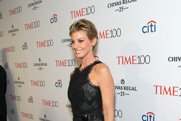 Faith Hill TIME 100 Gala, TIME's 100 Most Influential People In The World - Lobby Arrivals