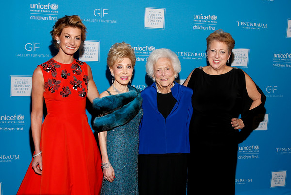 The Third Annual UNICEF Audrey Hepburn Society Ball