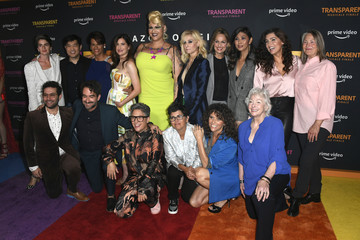 Faith Soloway Shakina Nayfack L.A. Premiere Of Amazon's 'Transparent Musicale Finale' - Arrivals