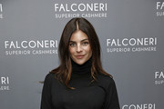 Julia Restoin Roitfeld attends as Falconeri launches in the US with store opening at 101 Prince Street on October 16, 2019 in New York City.