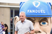 Joe Montana attends the FanDuel Fantasy Golf Classic on July 11, 2017 in New York City.