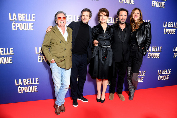 """La Belle Epoque"" Premiere At Cinema Gaumont Opera Capucines In Paris"