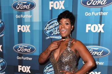 Fantasia Barrino FOX's 'American Idol' Finale For The Farewell Season - Arrivals