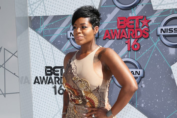 Fantasia Barrino 2016 BET Awards - Arrivals