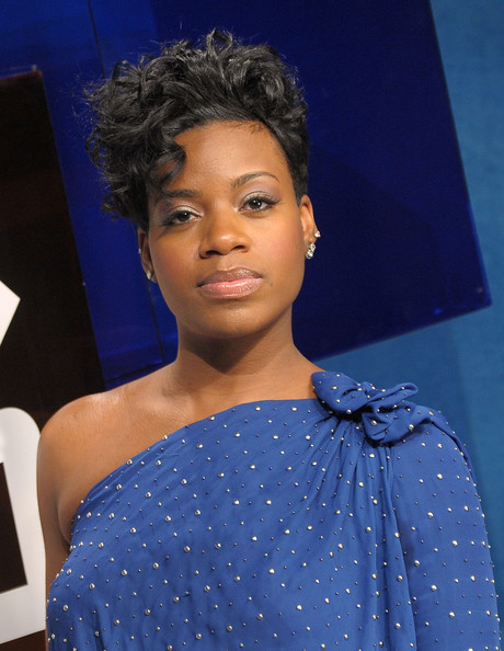 Singer and TV personality Fantasia Barrino visits BET's 106 & Park at BET Studios on January 6, 2010 in New York City.