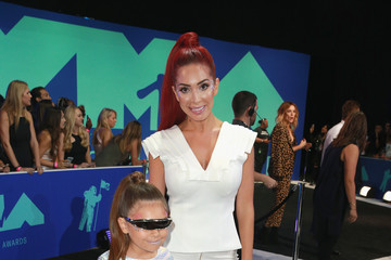 Farrah Abraham Sophia Laurent Abraham 2017 MTV Video Music Awards - Red Carpet