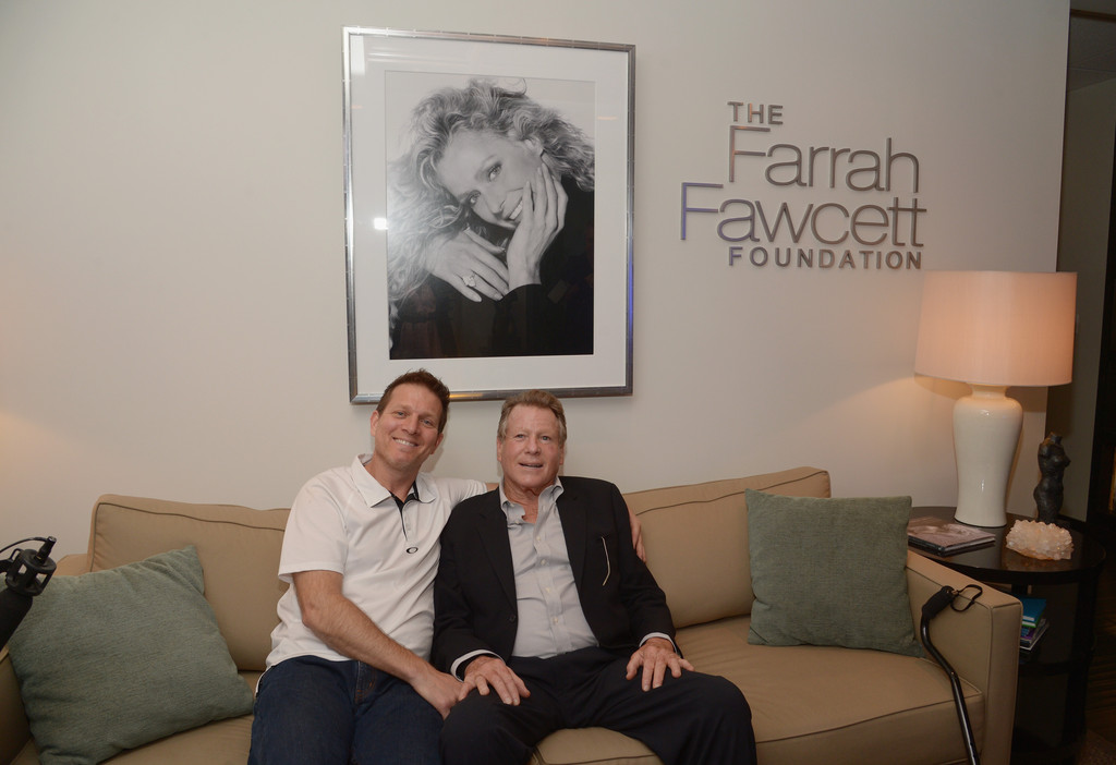 Neal photos photos farrah fawcett 5th anniversary reception zimbio