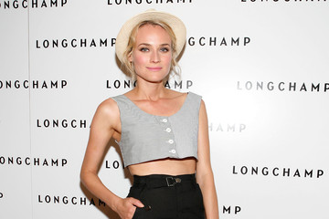 Diane Kruger Fashion Feature: Top of the Crops