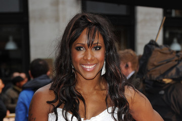 Tasha Danvers Fast Girls - UK Film Premiere