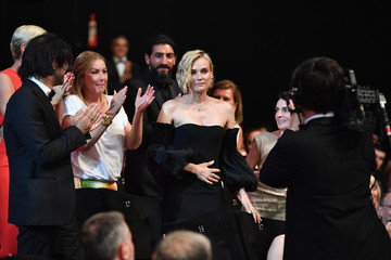 Fatih Akin Closing Ceremony - The 70th Annual Cannes Film Festival