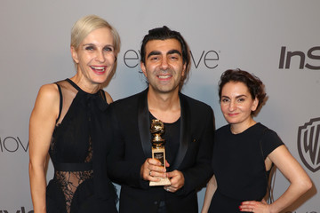 Fatih Akin The 2018 InStyle and Warner Bros. 75th Annual Golden Globe Awards Post-Party - Red Carpet
