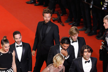 Fatih Akin 'In The Fade (Aus Dem Nichts)' Red Carpet Arrivals - The 70th Annual Cannes Film Festival