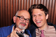 Arthur Elgort and Ansel Elgort Photos Photo