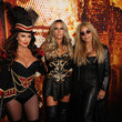 """Faye Resnick Costume Party Premiere Of """"Halloween Kills"""" - Red Carpet"""